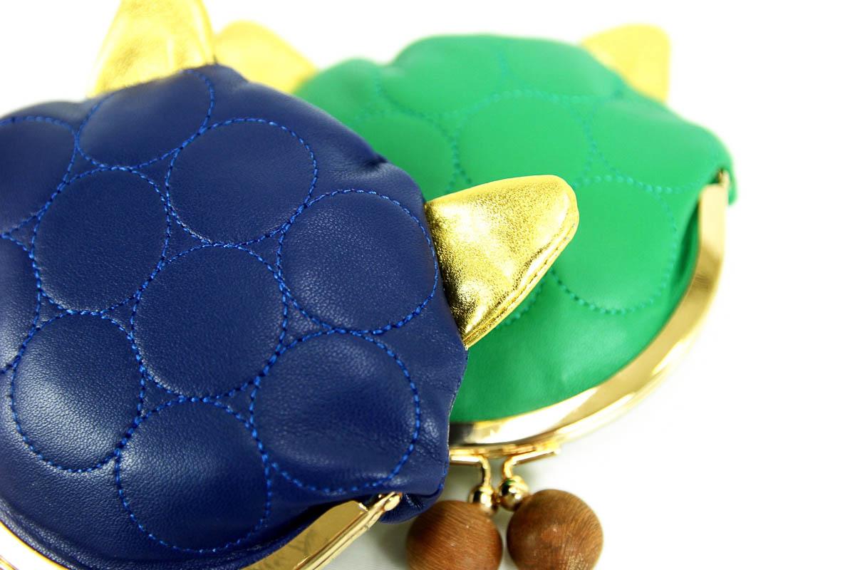ツモリチサトの財布シリーズ:Dot Quilt