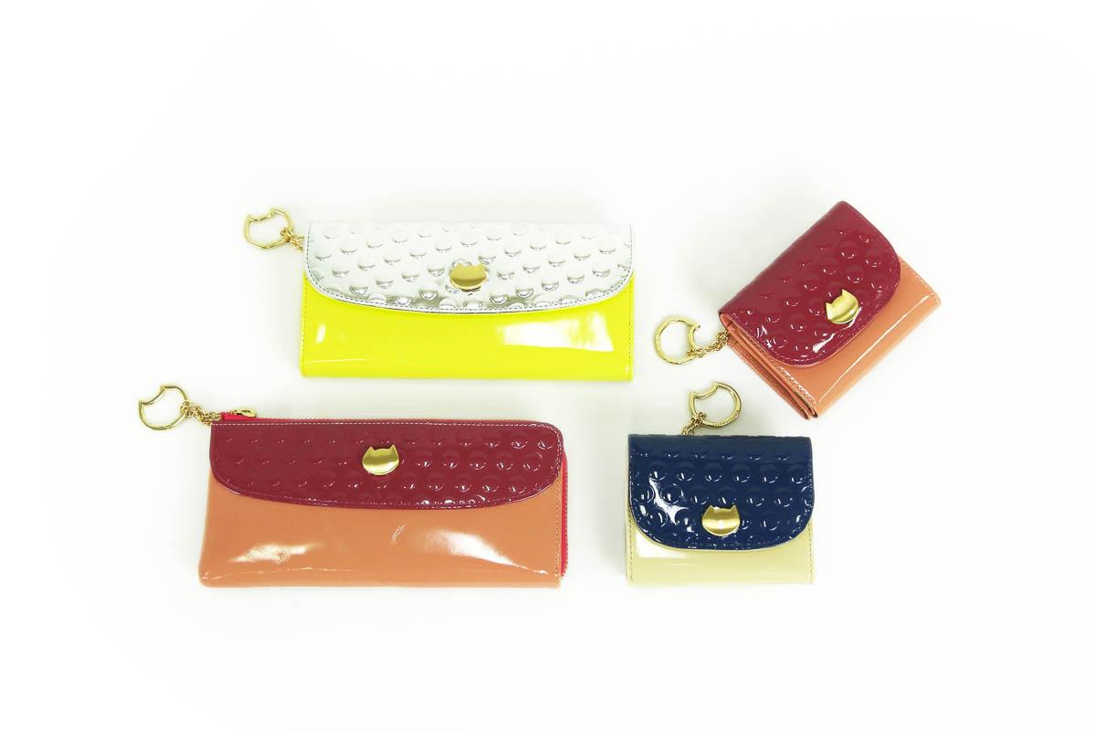 ツモリチサトの財布シリーズ:Dot Press