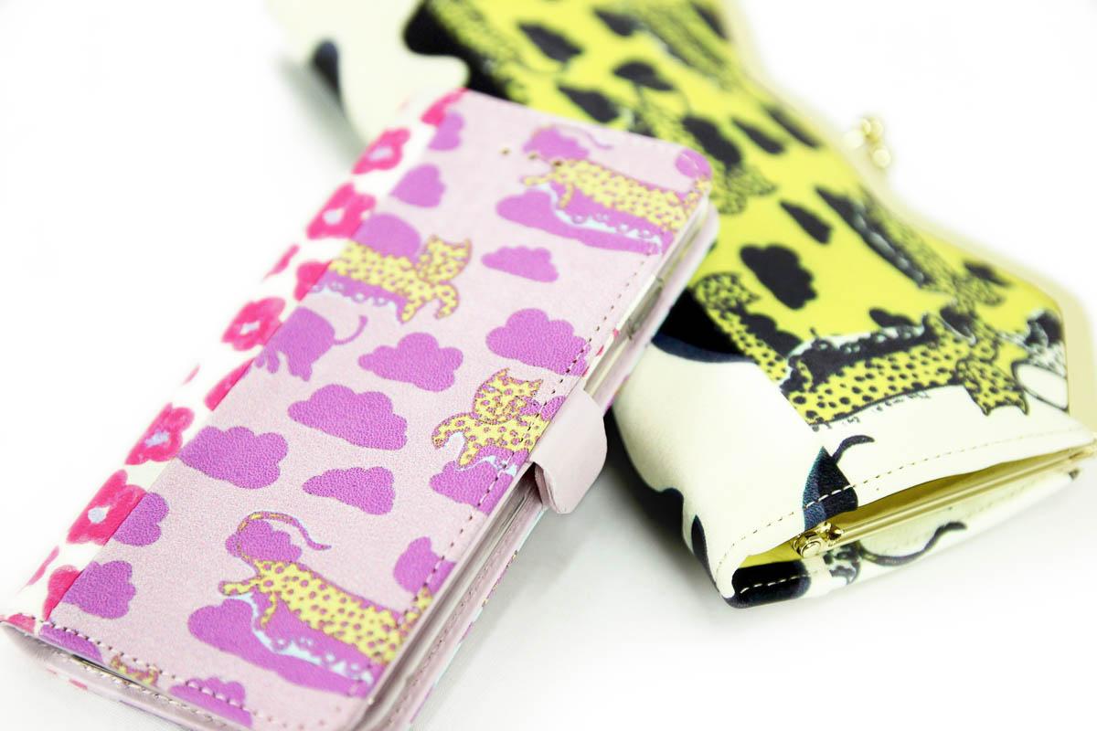 ツモリチサトの財布シリーズ:Mix Print