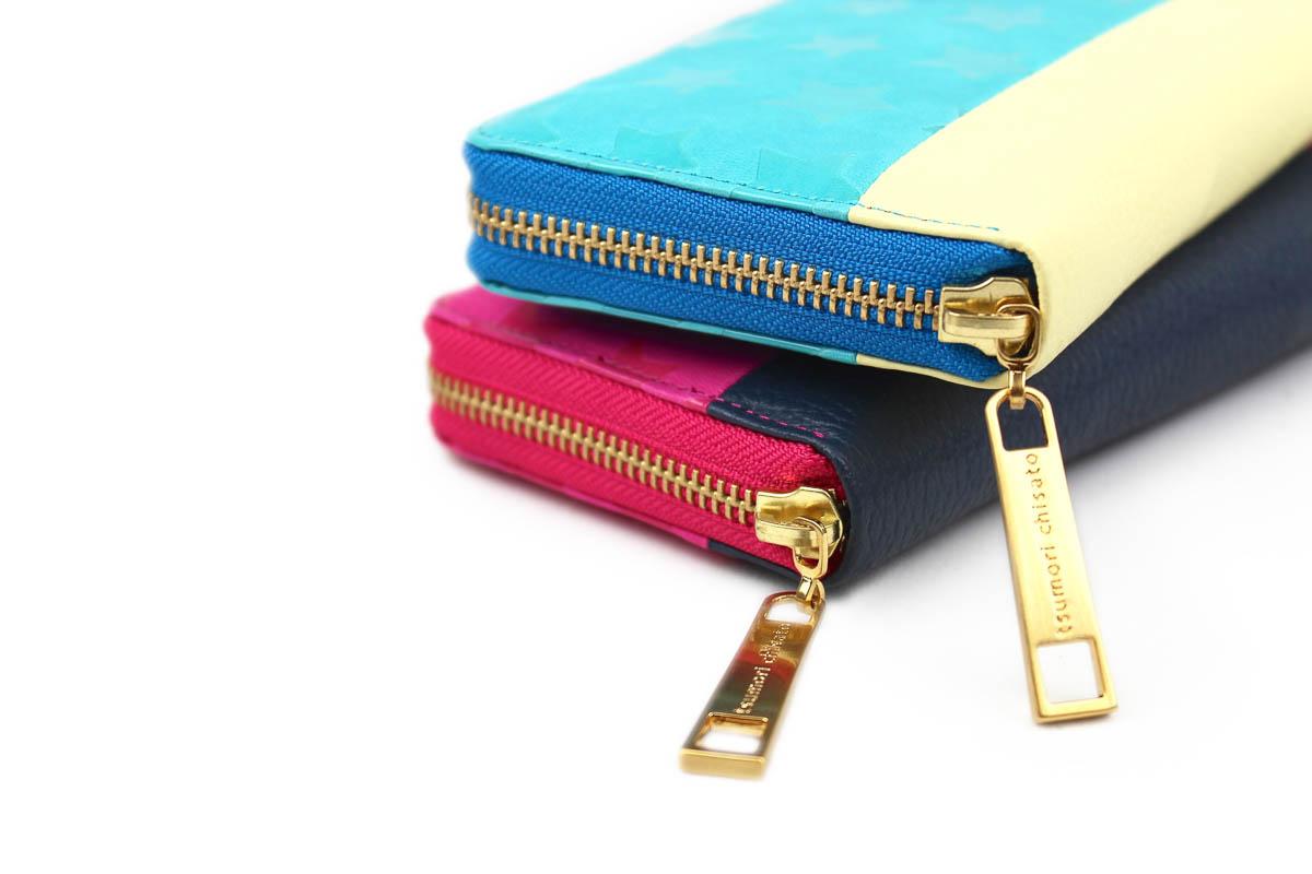 ツモリチサトの財布シリーズ:Stela