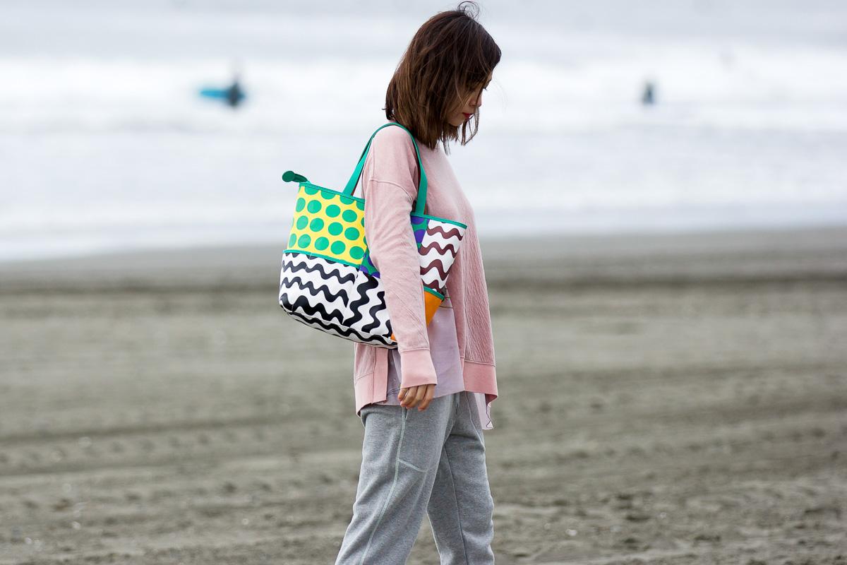 ツモリチサトのバッグシリーズ:Wave Dot