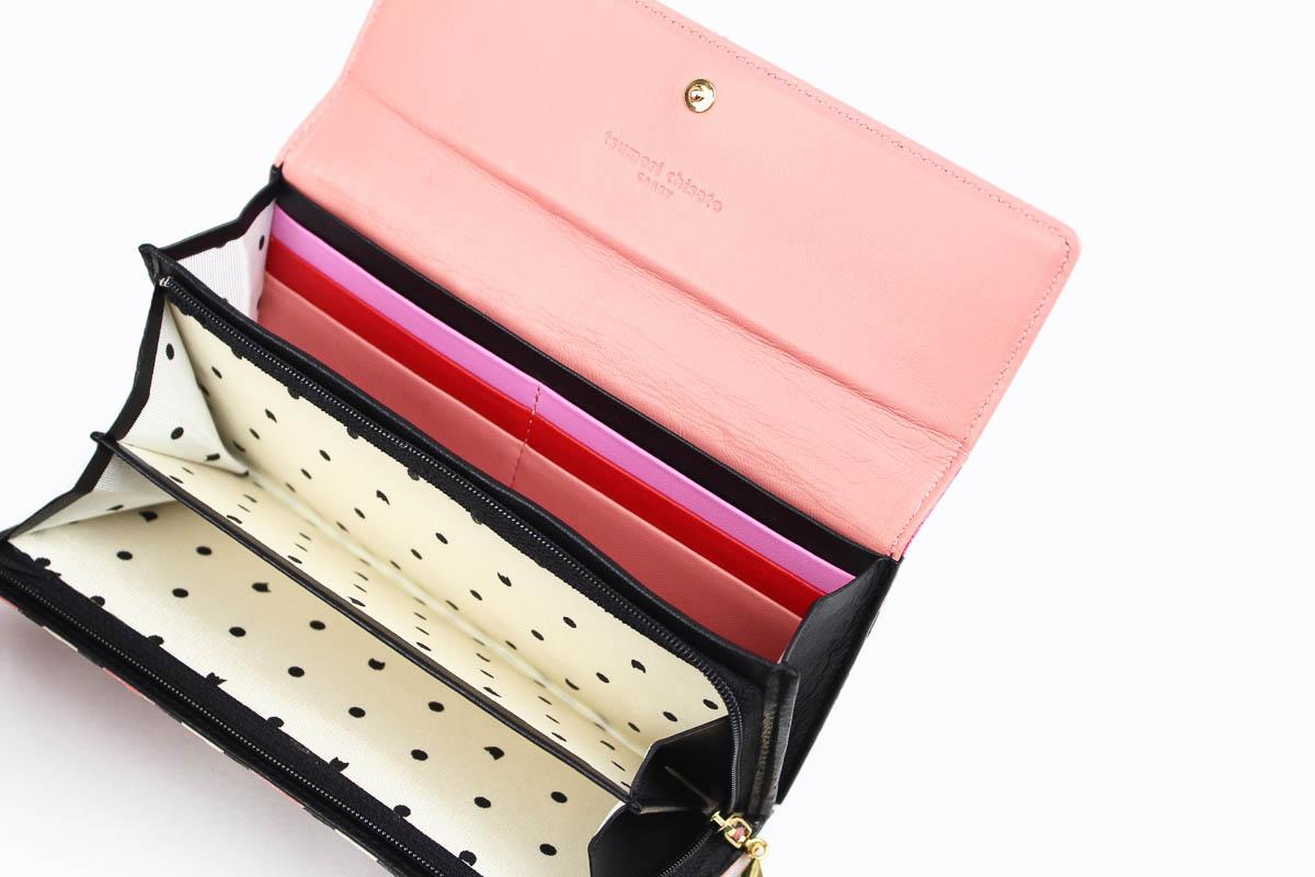 ツモリチサトの財布シリーズ:Mix Stripe