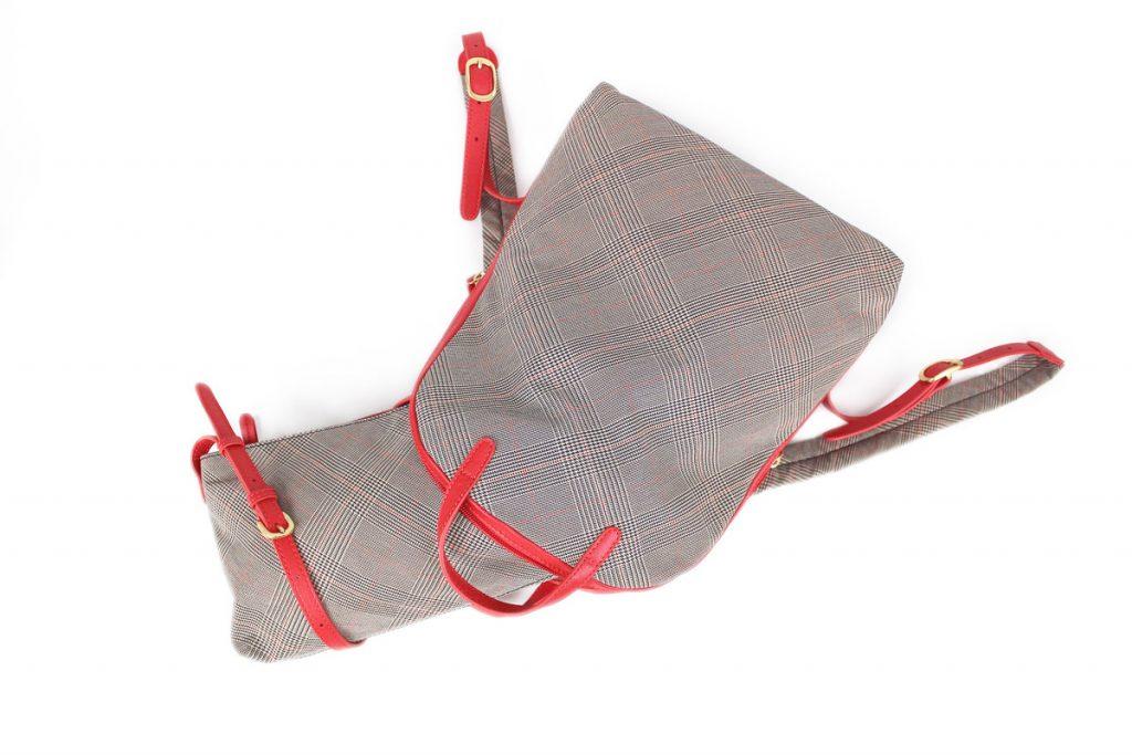 ツモリチサトのバッグシリーズCheck Bias