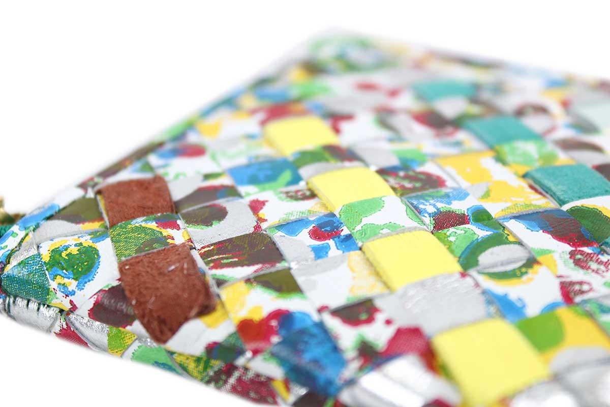 ツモリチサトのバッグシリーズ Dot Flower Mesh