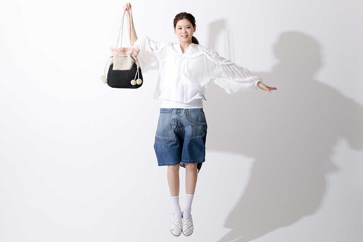 ツモリチサトのバッグシリーズ Neko Knit