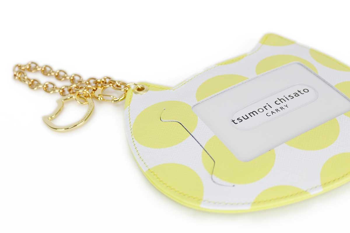 ツモリチサトのバッグシリーズ New Combi Dot