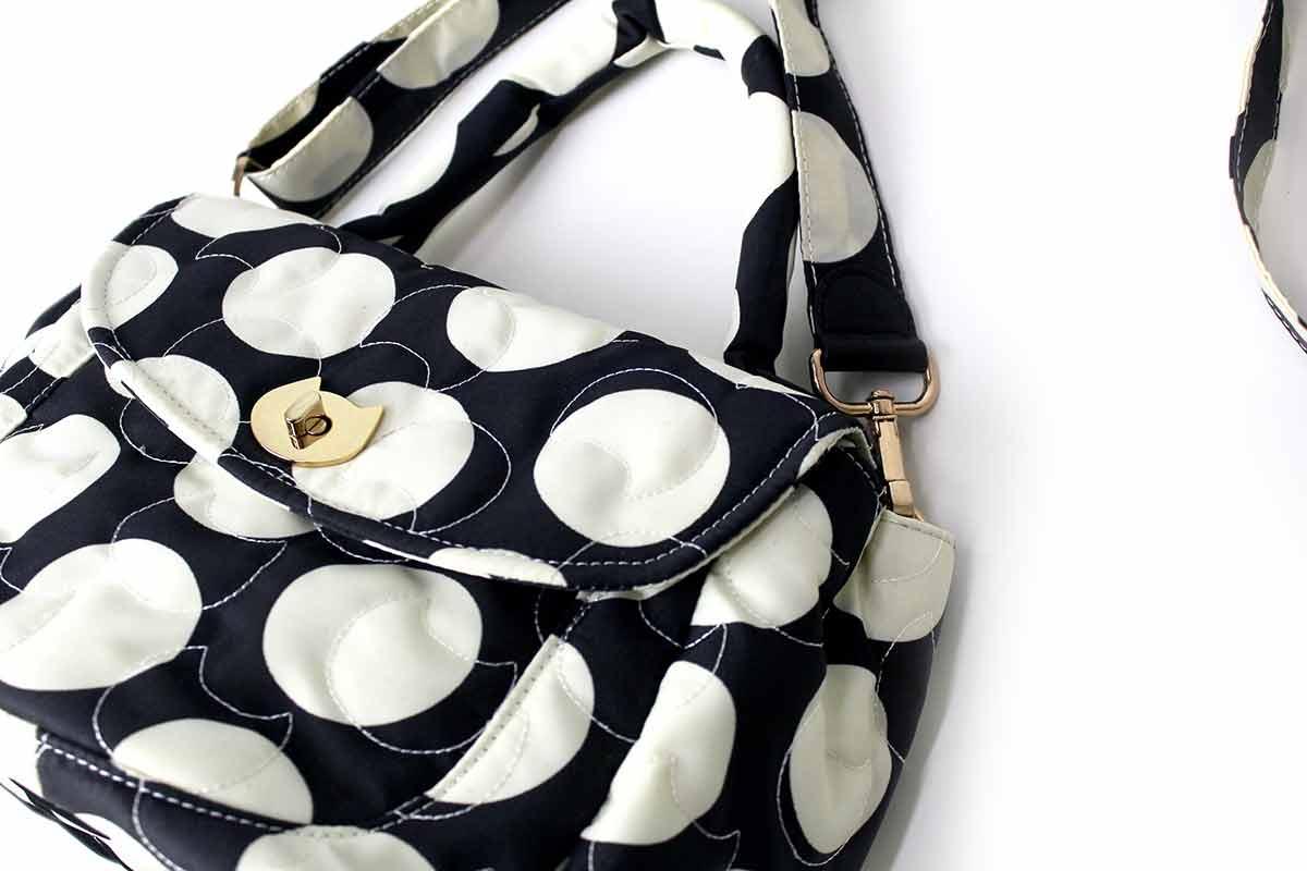 ツモリチサトのバッグシリーズ Dot Twill