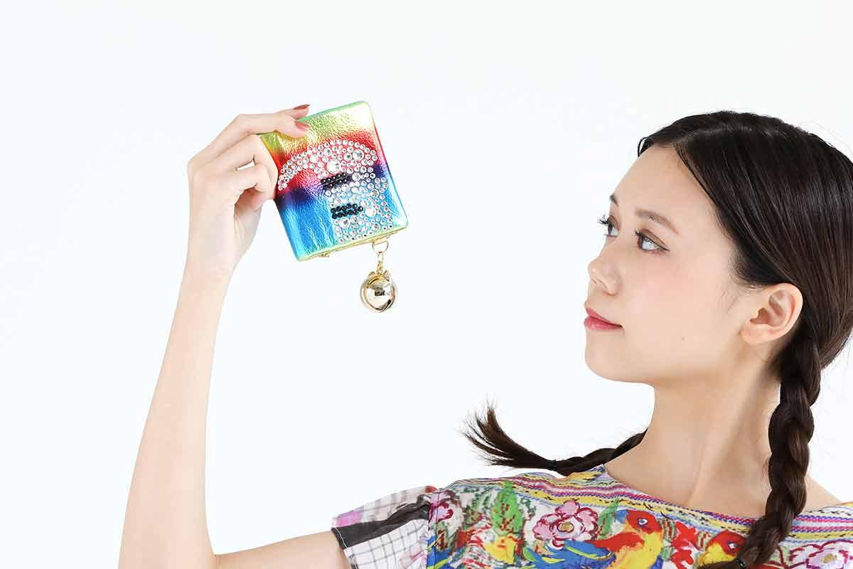 ツモリチサトのバッグシリーズ Kira Neko