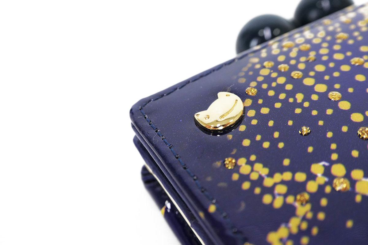 ツモリチサトキャリー 財布 マホウランプ