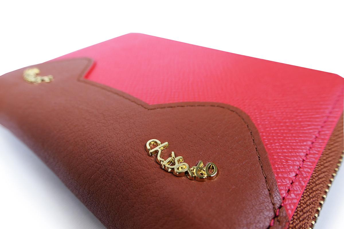 ツモリチサトキャリー 財布 カラーエッジシリーズ