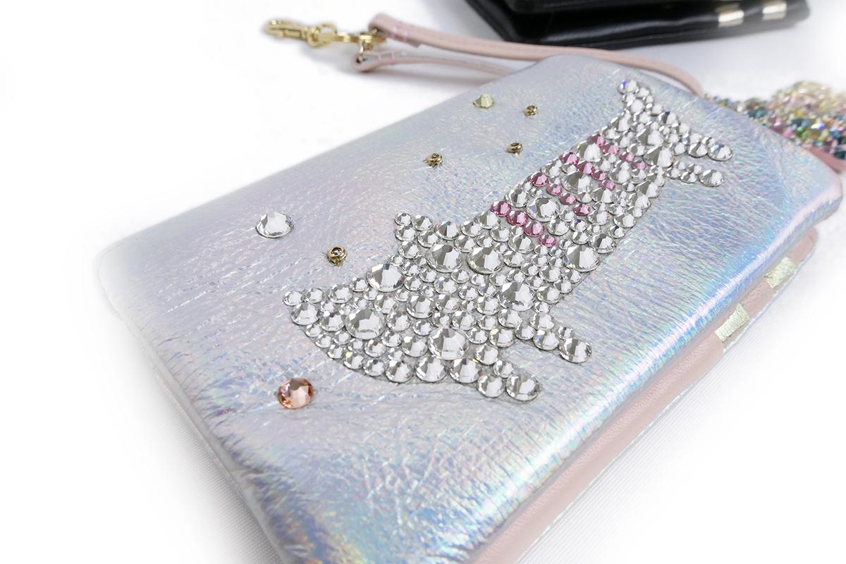 ツモリチサトキャリー 財布 キラネコカラーシリーズ